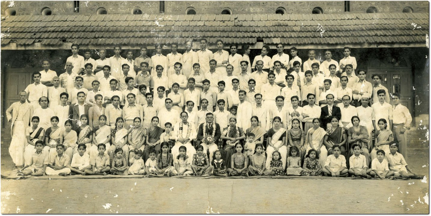 B.K.Manjunathayya's Retirement Function